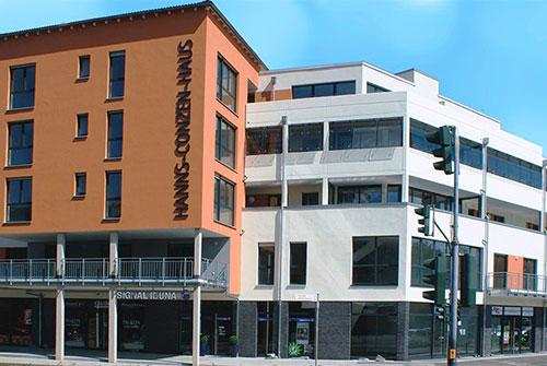Seniorengerechte Wohnanlage in Hürth. | Senior-friendly residential complex in Hürth.